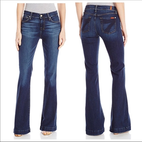 7 For All Mankind Denim - 7 For All Mankind Dojo Jeans | 29